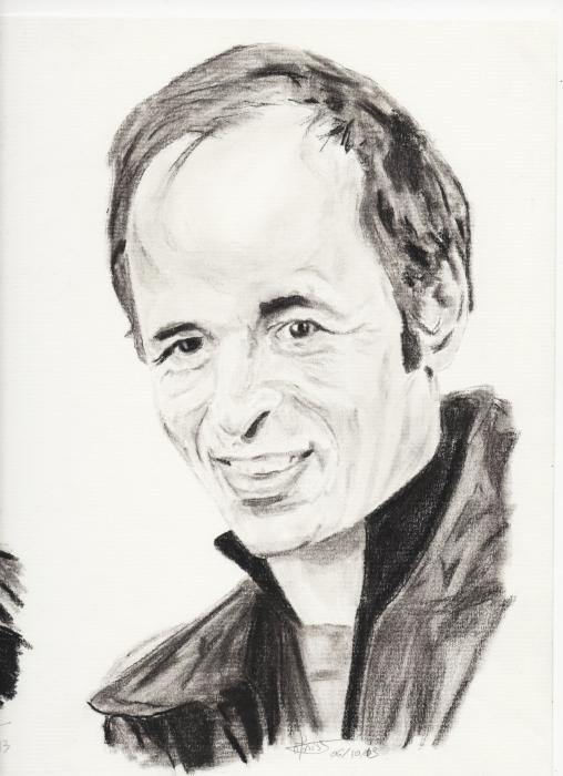 Jean-Jacques Goldman by fredo